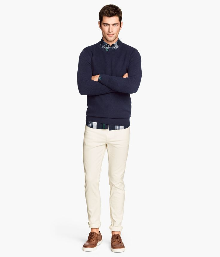 M. Arek Cotton Cargo Pants, Pantalon Homme, Noir (Black), LargeFilippa K
