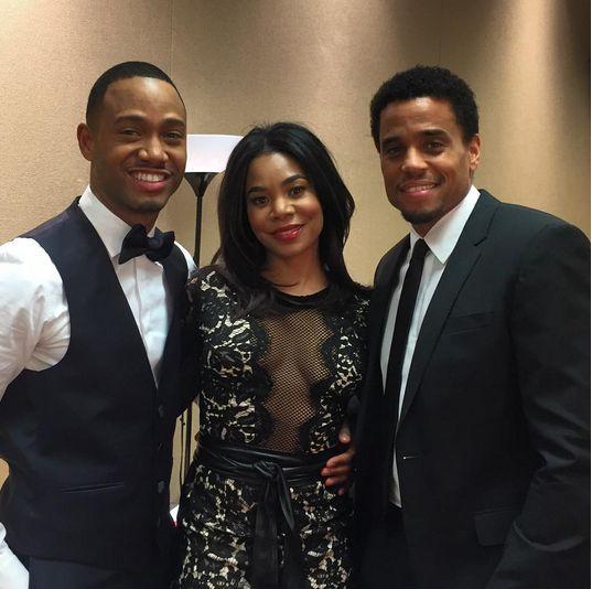 Terrence J, Regina Hall, Michael Ealy