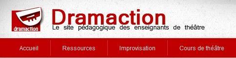 Une base de textes à jouer : 70 pièces de théâtre en téléchargement pour enfants et adolescents. Dramaction : http://www.dramaction.qc.ca/fr/textes-a-jouer-avec-vos-eleves/textes-a-jouer/