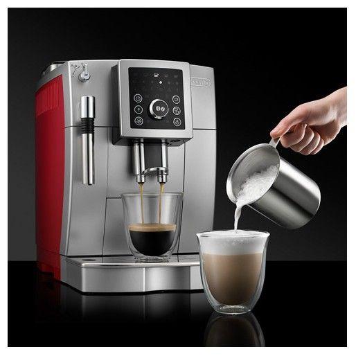Máquina de Café Expresso Automática DeLonghi ECAM 23 210SR