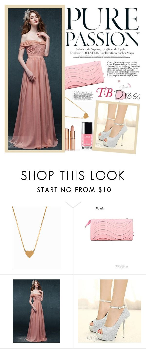 """TB dress #3"" by hajra-m ❤ liked on Polyvore featuring Minnie Grace"