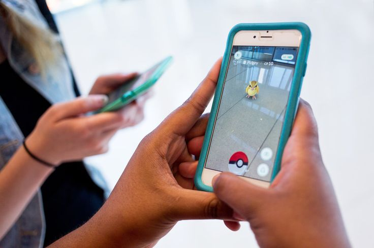 The mobile app Pokémon Go is currently the top downloaded free app.