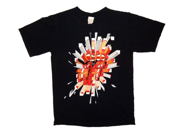 Rolling Stones Shirt Men's Size S Small A Bigger Bang Tour Tee #RollingStones #GraphicTee
