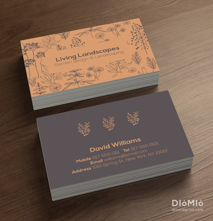 132 best Unique Business Cards images on Pinterest | Creative cards ...