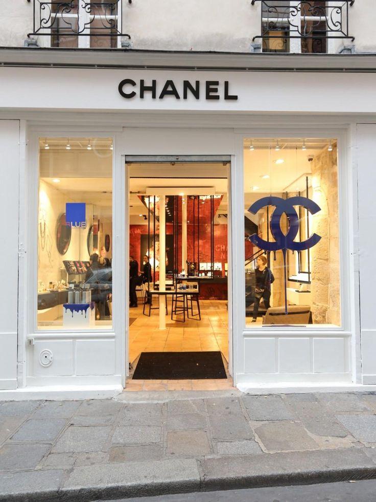 Dit is Chanel's nieuwe beauty walhalla in Parijs - Vogue Nederland