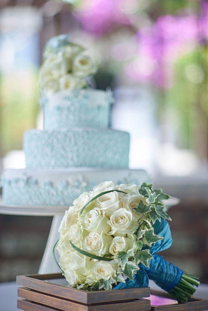 My Colory Wedding/アクアブルー