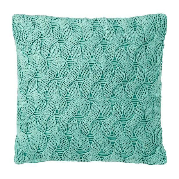 Riviera Maison 50x50 kussenhoes St. Barths Knit (50x50 cm)? Bestel nu bij wehkamp.nl