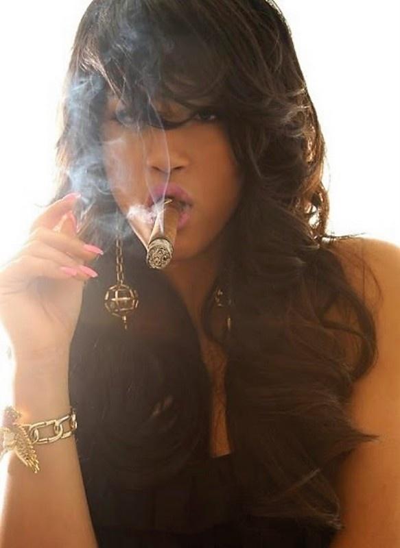 Cigar smoking women for dating 10