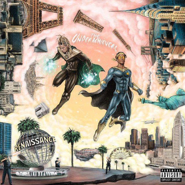 """""""Final Destination"""" by The Underachievers was added to my Starred playlist on Spotify"""