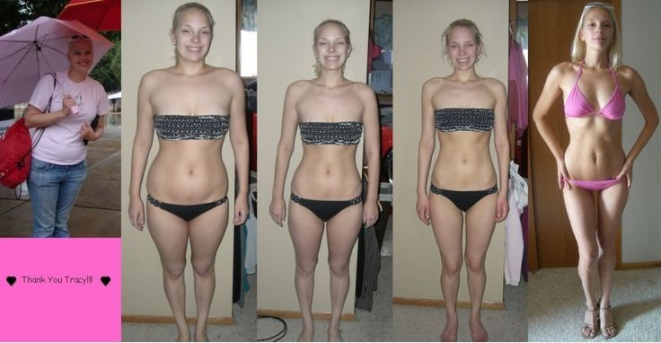 Tracy Anderson Method - before and after | Body transformations ...