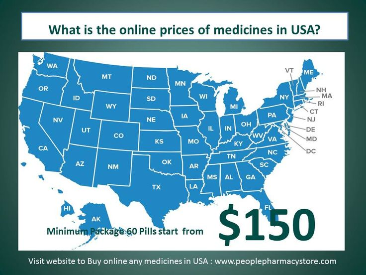 What is the online prices of medicines in USA ?