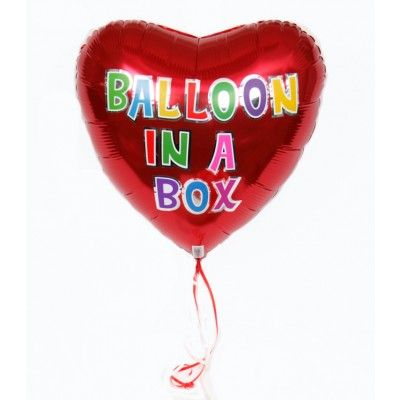Perfect for raising your brand awareness, Promotional Foil Heart Balloons can be taken away by your customers helping your advertising reach!