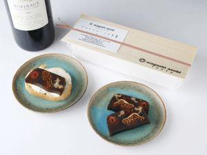 ドライフルーツの羊羹:wagashi asobi