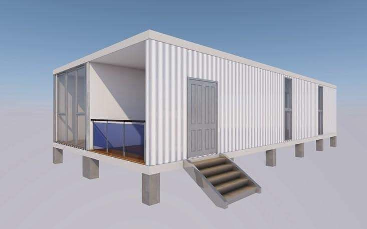 D40b Quality Kitchens Solar Panels Study Areas
