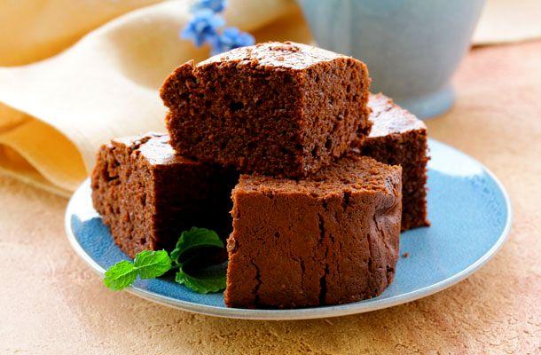 Lisztmentes csokis süti Cukor nélkül