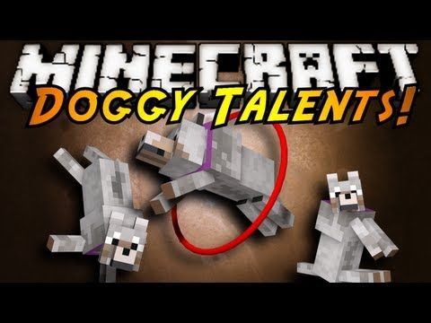 Minecraft Mod Showcase : DOGGY TALENTS! http://bestyoutubetop10.blogspot.com/2013/02/top-10-fastest-sport-cars-in-world-2012.html#