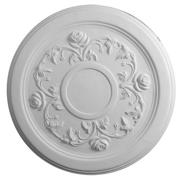 Bathroom & Hall: Ceiling Rosette - UR110