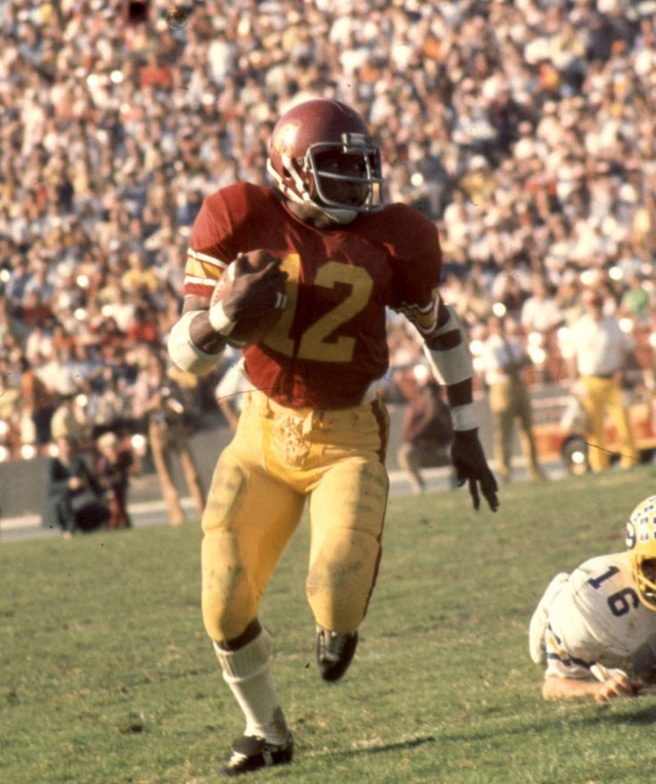 1979 winner, senior running back Charles White, for USC.