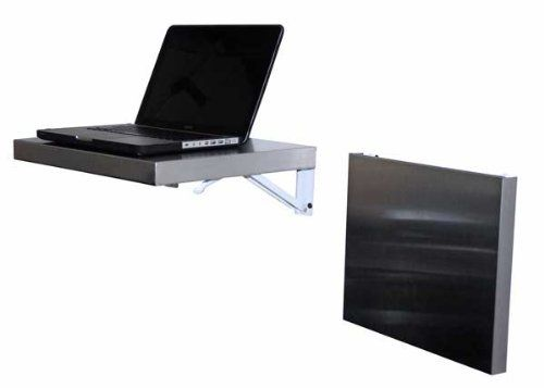 Workstation Stainless Wall Mount Folding 17 X 14