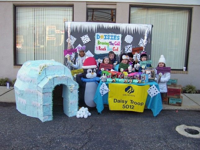 It gets pretty cold here in Michigan, too! #BlingYourBooth