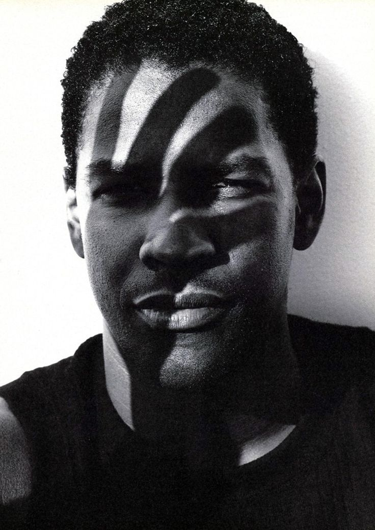 Denzel Washington by Annie Leibovitz