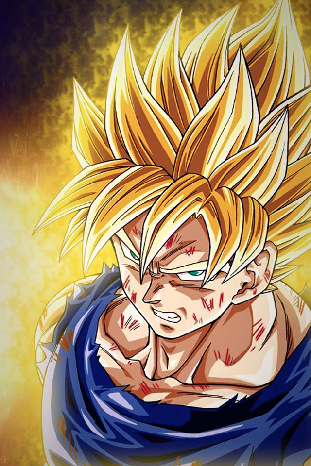 dbz phone wallpaper - photo #19