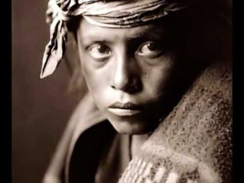 Beautifull Healing Song Sung by The Navajo And The Sioux, All Navajo Pics.