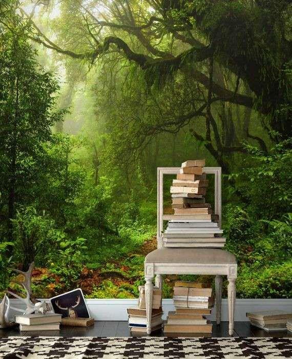 Le 25 migliori idee su carta da parati tropicale su for Carta parati natura