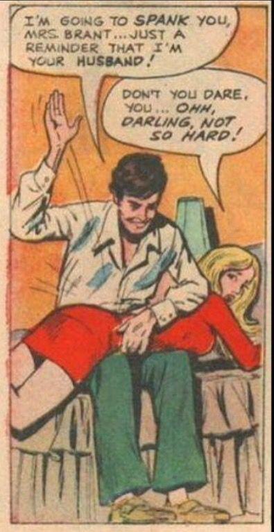 Should men spank women