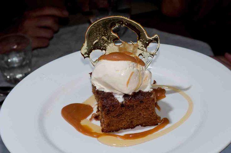 Dessert @beachcomber Lodge