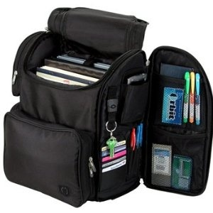 "Amazon.com: Zuca Business Backpack w/Padded Laptop Sleeve f/15"" Stream; Color: Black: Sports & Outdoors"