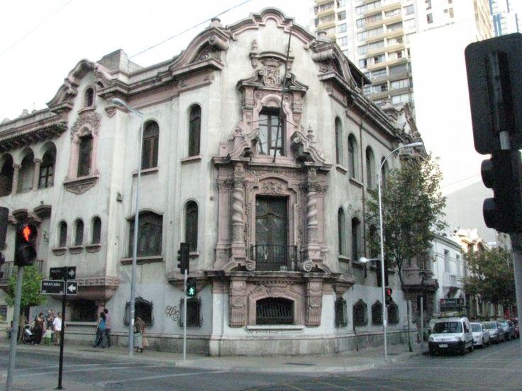 Santiago Centro, Chile