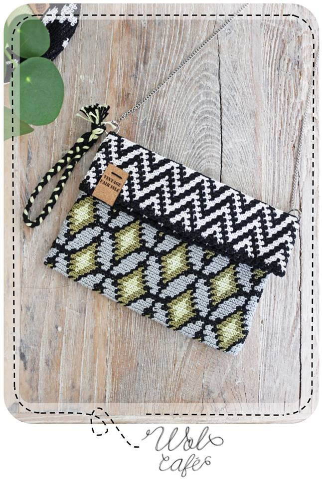 Fair Isle Haken Review én Give Away Haken Pinterest Haken En