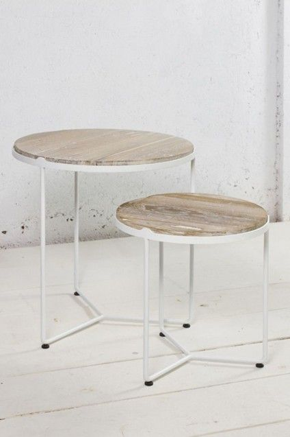 Lunar Nesting Table Set By Calypso St Barth Luvocracy