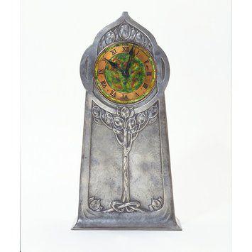 Art Nouveau •~• antique Archibald Knox clock