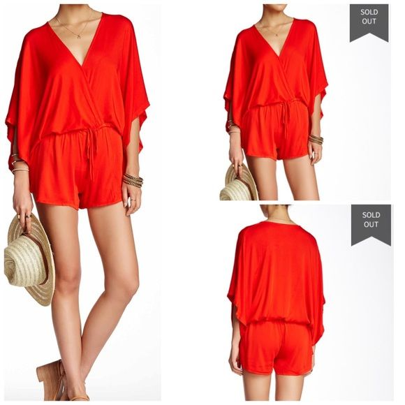 YFB Jumpsuit Romper  NWOT So SOOOOO FLIPPIN CUTE! Soft and comfy YFB romper. SOLD OUT EVERYWHERE!  Urban Outfitters Dresses
