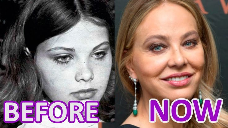 WOMAN  and TIME: Ornella Muti