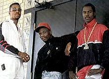 The Fila Fresh Crew was a rap group based in Dallas, Texas and consisted of Fresh K, Dr. Rock and The D.O.C. (known as Doc-T at the time). Dr. Rock's association with Dr. Dre during his stint as a DJ for the World Class Wreckin' Cru helped land the Fila Fresh Crew a spot on the N.W.A. and the Posse compilation album in 1987.