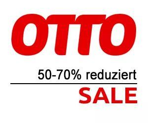 Jetzt großer #SALE bei #OTTO: ausgewählte Artikel bis zu 70% reduziert!