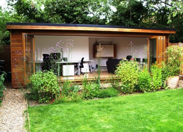 The 25 best Garden office ideas on Pinterest Garden studio