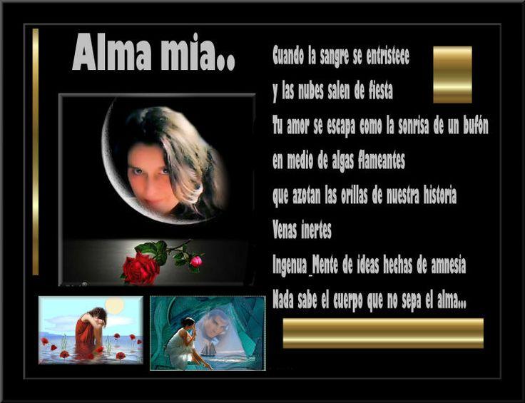 Alma mía - MyL-UP Mitología,Leyendas y Universo Poético
