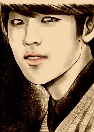 #Sungyeol created by +RATNA HAR (Little Lumut)