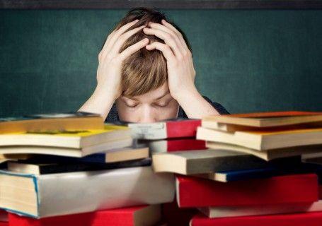 Το άγχος των εξετάσεων