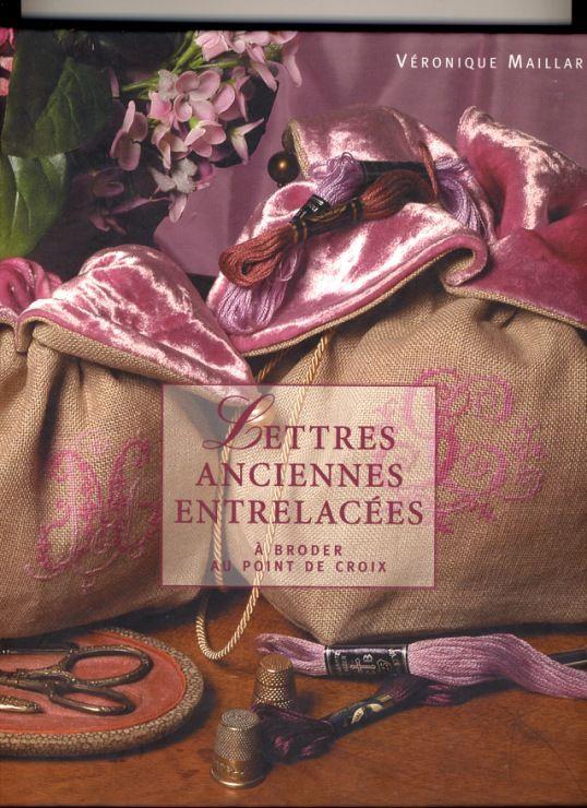 Gallery.ru / Фото #1 - Lettres Anciennes Entrelacees - Orlanda