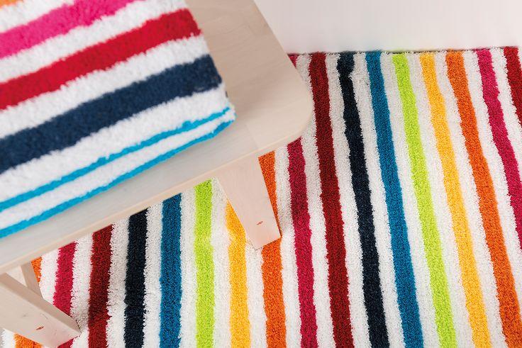 Shine bath rug. Acrylic.