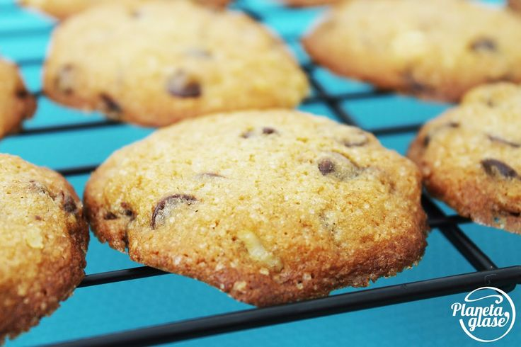 Planeta Glasé: Toll House Chocolate Chip Cookies
