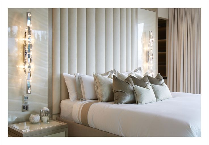 Master Bedroom Pavilion Morpheus London Bed