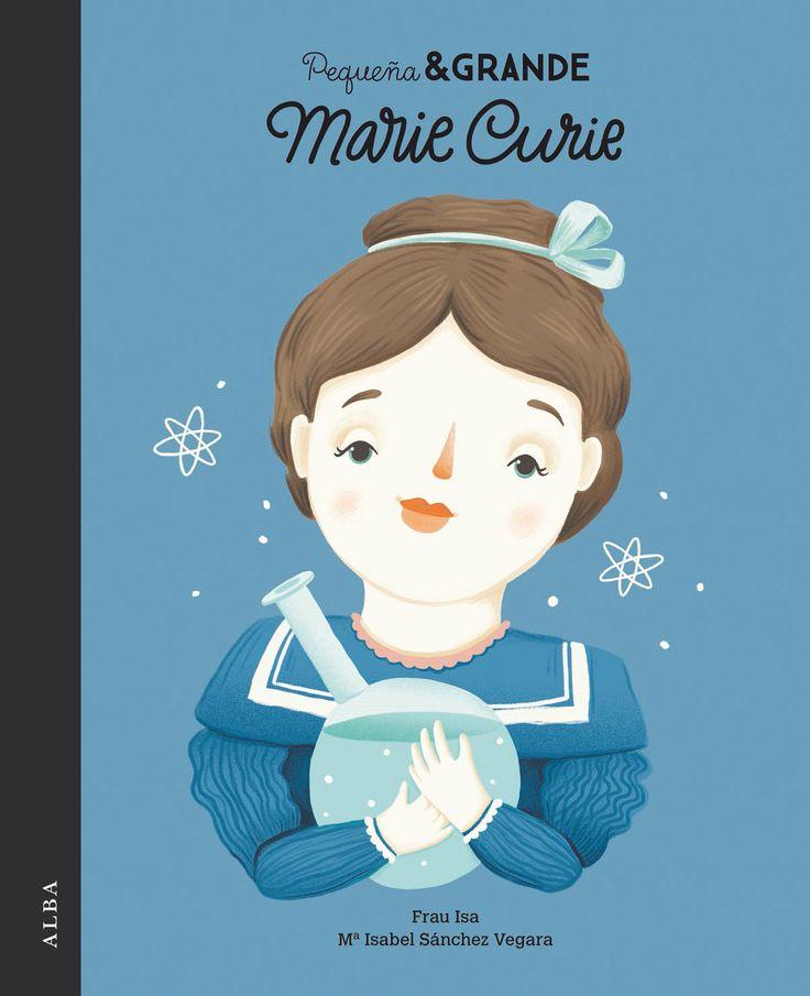 ESPECIAL DONA. M. Isabel Sánchez. Marie Curie. I 92Curie. Vivim Igual.