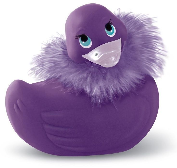 Image result for purple duck