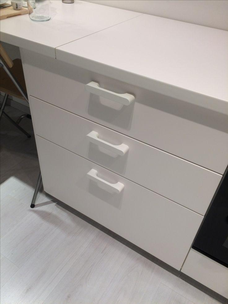 41 best Wishlist Ikea images on Pinterest Kitchens, My house and - k che sideboard mit arbeitsplatte